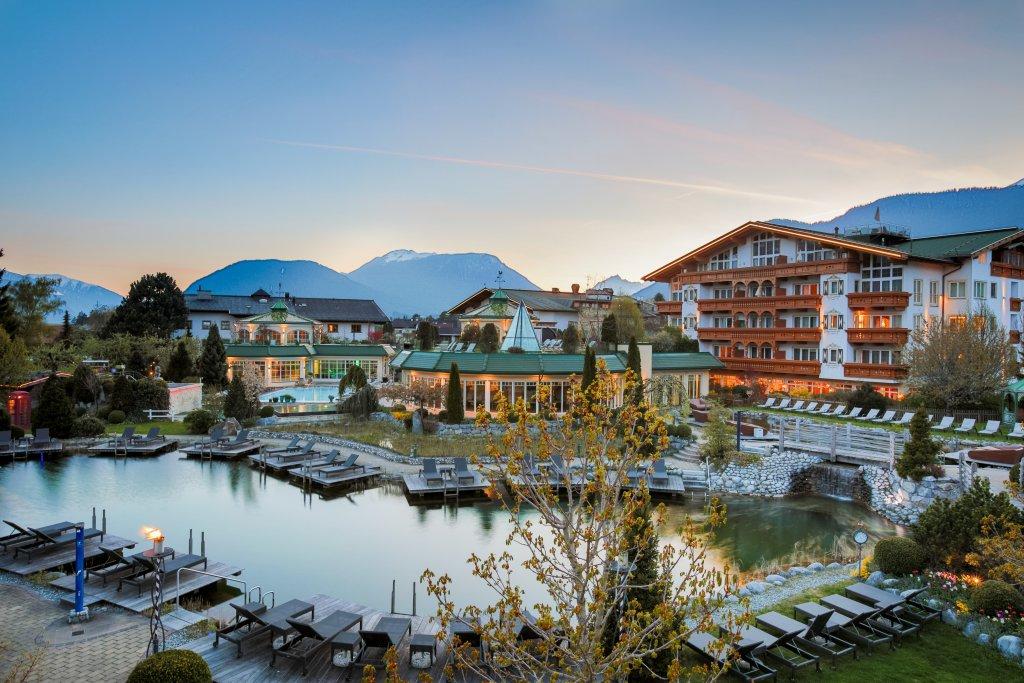 Sterne Hotel Tirol Wellness